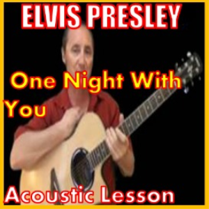 learn one night with you by elvis presley