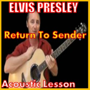 Learn to play Return To Sender by Elvis Presley | Movies and Videos | Educational