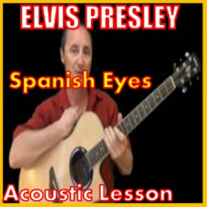 Learn to play Spanish Eyes by Elvis Presley | Movies and Videos | Educational