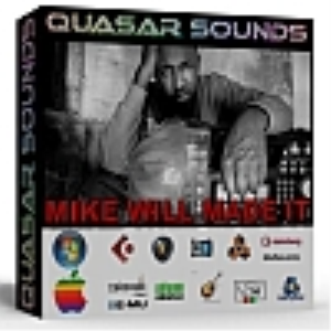 mike will made it   drum & sound kit