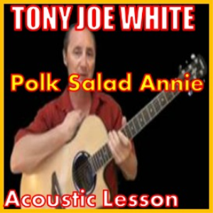 learn to play polk salad annie by tony joe white