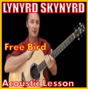 learn how to play freebird by lynyard skynyrd