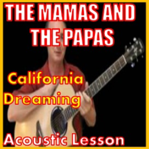 learn to play california dreaming by the mamas and the papas