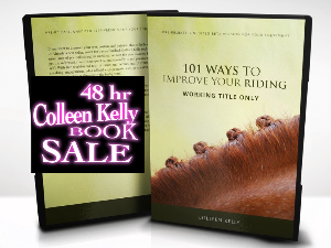 ebook: improve the horse rider's seat, position & balance by colleen kelly