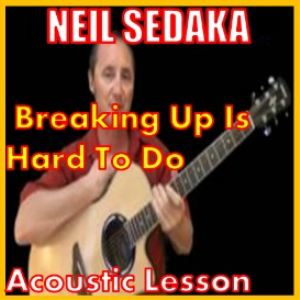 Learn to play Breaking Up Is Hard To Do by Neil Sedaka | Movies and Videos | Educational