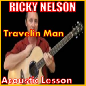 Learn to play Travelin Man by Ricky Nelson | Movies and Videos | Educational