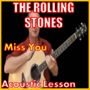 Learn to play Miss You by The Rolling Stones | Movies and Videos | Educational