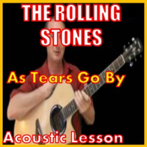 Learn to play As Tears Go By - by the Rolling Stones | Movies and Videos | Educational