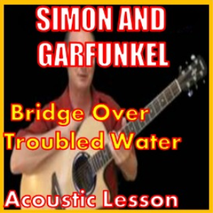 Learn to play Bridge Over Troubled Water by Simon And Garfunkel | Movies and Videos | Educational