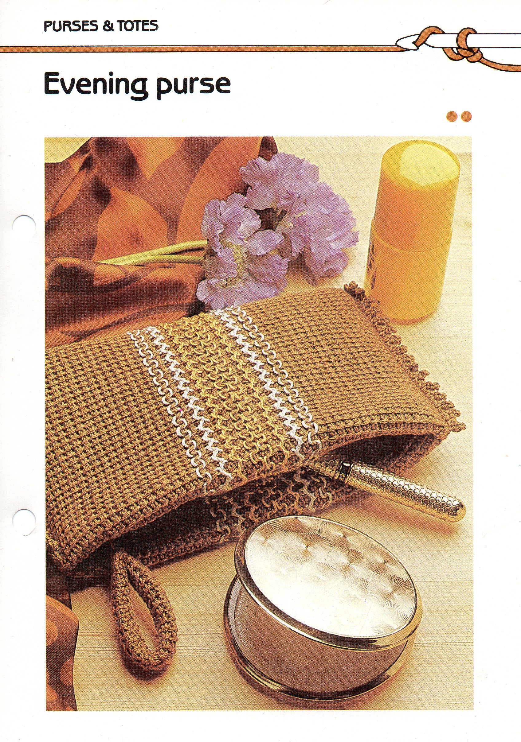 Crochet Evening Purse Pattern : Crochet Evening Purse Pattern Other Files Arts and Crafts