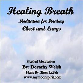Healing Meditation for Chest and Lungs | Audio Books | Health and Well Being