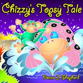 Chizzy's Topsy Tale | eBooks | Children's eBooks