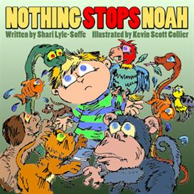 Nothing Stops Noah | eBooks | Children's eBooks