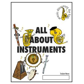 All About Instruments (Music Discovery for Kids) | eBooks | Education