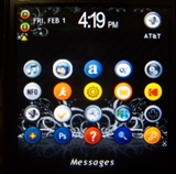 First Additional product image for - Blackberry Pearl Zen theme
