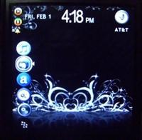 blackberry pearl zen theme