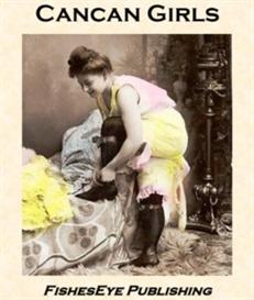 Cancan Girls - an e-book album of vintage erotic nudes & postcards | eBooks | Entertainment