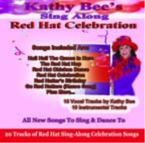 First Additional product image for - Kathy Bee Red Hat Christmas