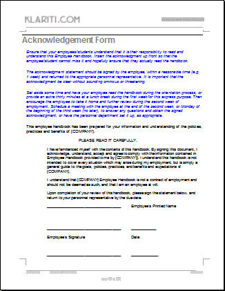 Anti Discrimination Policy Template Employee Handbook Template Software Software Templates