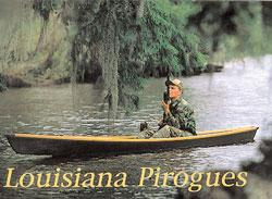 Authentic Cajun Pirogue Boat Plans - Free Shipping! | eBooks | Sports