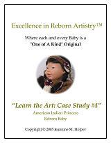 Reborn American Indian Beauty CS#4 Instructions & Tutorial | eBooks | Arts and Crafts