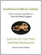 Reborn Soft Body Replacement CS#1 Instructions & Tutorial | eBooks | Arts and Crafts