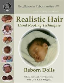 StepByStep Realistic Hair Rooting Dolls CS#6 Reborn Instructions | eBooks | Arts and Crafts