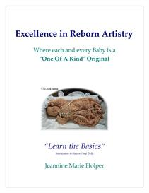 Learn the Basics in Reborn Artistry - Instructions & Tutorials | eBooks | Arts and Crafts