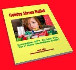holiday stress relief eft e-book