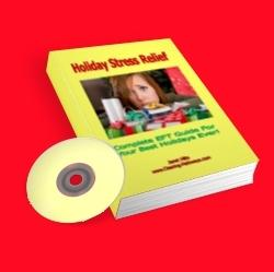 holiday stress relief eft audios