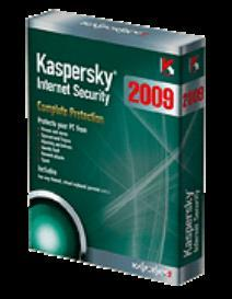 Kaspersky Internet Security 2009 - KIS 2009 - 1Yr | Software | Utilities