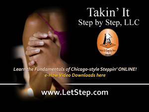 learn how to chicago step:  e-how video download - week 2