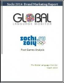 First Additional product image for - Sochi 2014  Marketing Post-Games Report