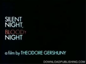 silent night, bloody night - movie 1974 horror download .mpeg