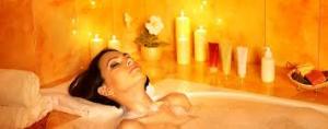 all natural spa bath