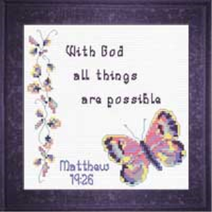 QS All Things Possible | Crafting | Cross-Stitch | Other