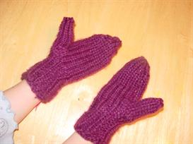 Perfect Fit Toddler Mitts | Other Files | Arts and Crafts