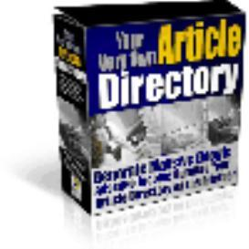 Article Directory Script | Software | Developer