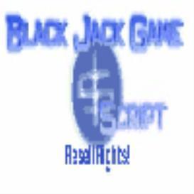 Black Jack Game Script   Software   Developer