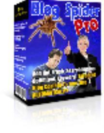 Blog Spider Pro | Software | Developer