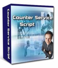 Counter Service Script | Software | Developer