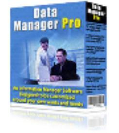 Data Manager Pro | Software | Developer