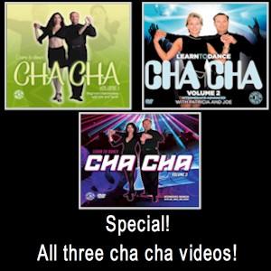 cha cha special vol 1,2,3