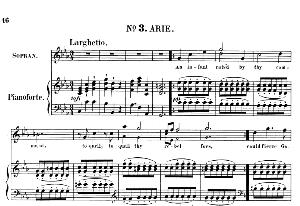 An infant rais'd by thy command (Soprano Aria) G.F.Haendel: Saul, HWV 53.Vocal Score (G.Gervinus), Ed. Peters  (1925) | eBooks | Sheet Music