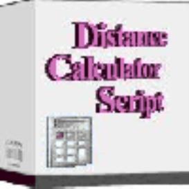 Distance Calculator Script | Software | Developer