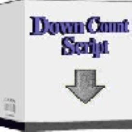 Down Count Script   Software   Developer