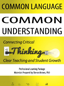 connecting critical thinking clear teaching and student growth