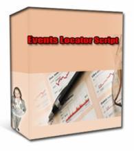 Events Locator script | Software | Developer