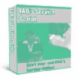 Faq's Service Script | Software | Developer