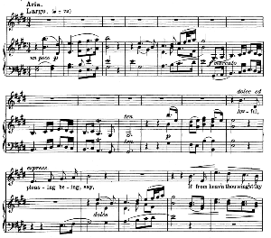 But who is he?...Awful pleasing being, say. Recitative and Aria for Alto/Countertenor (Othniel). G.F.Haendel: Joshua, HWV 64. Vocal Score. Schirmer Anthology of Sacred Song: Alto. (M. Spicker). Ed. Schirmer | eBooks | Sheet Music